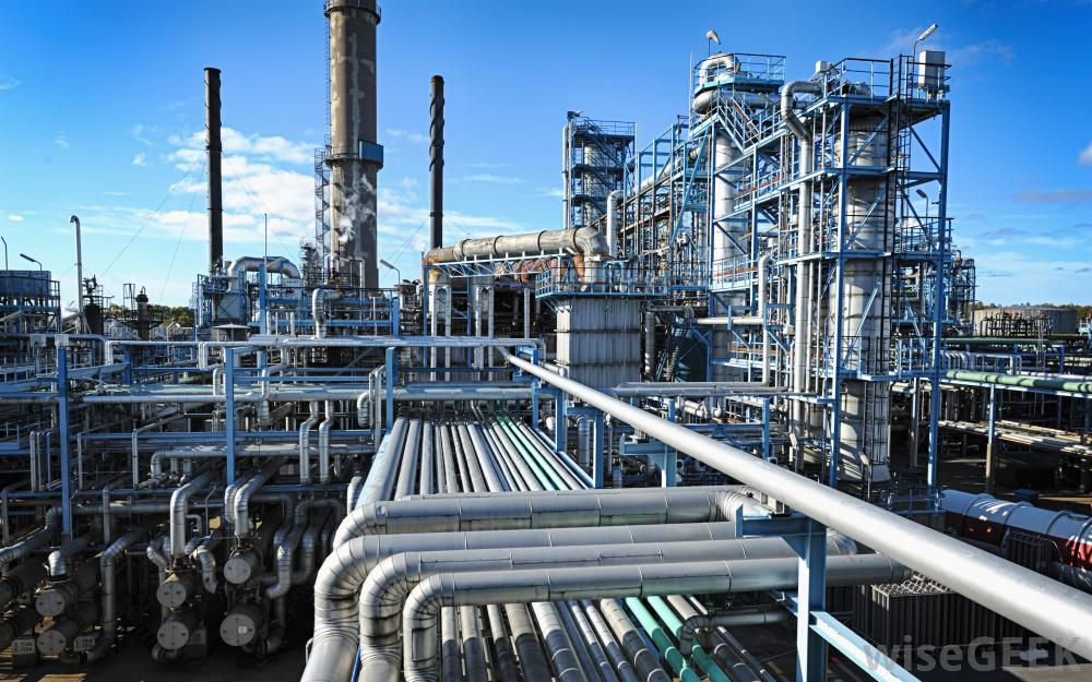 Petrochemical Camera Systems
